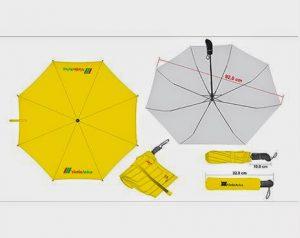Cấu tạo của ô dù cầm tay gấp ba tự động hai chiều 300x238 - Tại sao bạn nên chọn ô dù cầm tay gấp ba tự động hai chiều