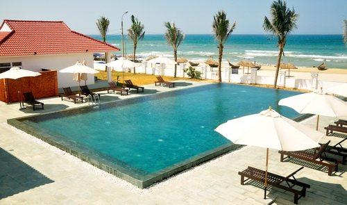 tai sao o du chinh tam lai ban chay tai khu resort 1 - Tại sao ô dù chính tâm che nắng sử dụng phổ biến tại khu resort ?