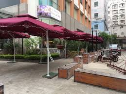 Tại sao ô dù là vật dụng không thể thiếu của quán cà phê - Ô dù cà phê - Vật dụng không thể thiếu của các quán cà phê